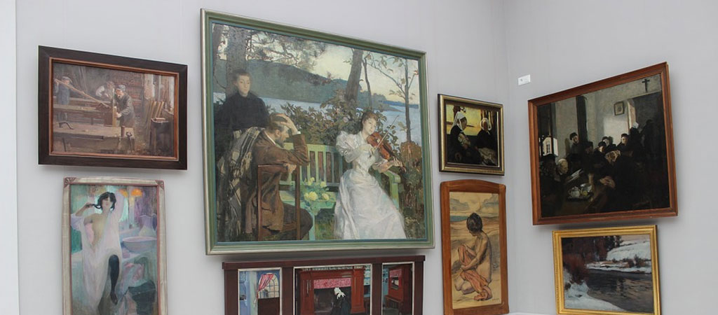 How to Get a Proper Size Painting for a Wall
